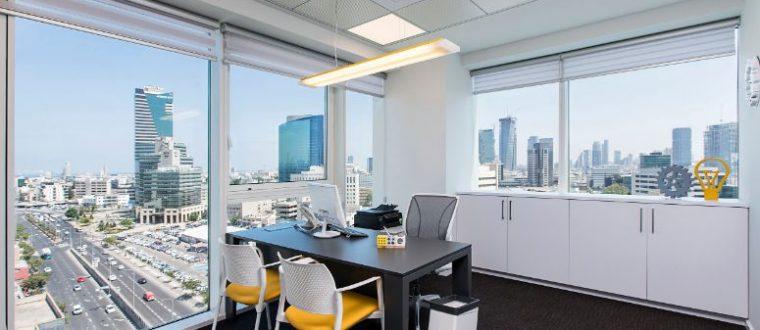הלבשת משרדים בתל אביב
