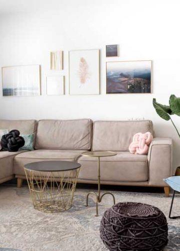 עיצוב דירה באריאל