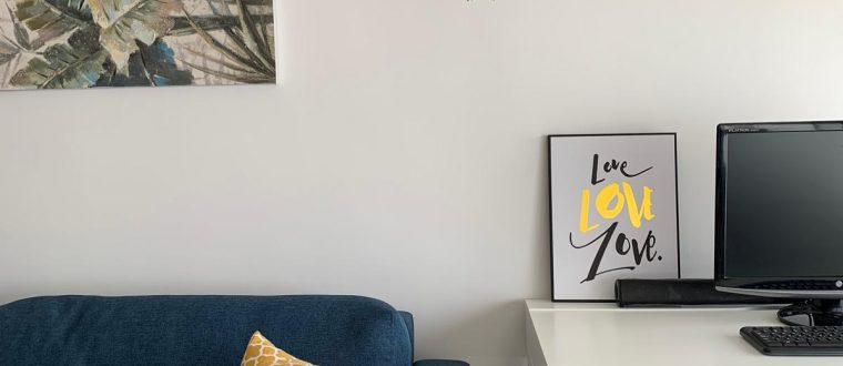 איך תעצבי משרד בייתי בסלון?!